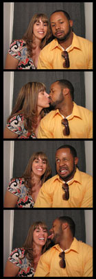 Photo Booth Sacramento wedding reception